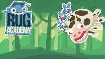 Bug Academy confirma su estreno en Nintendo Switch: disponible el 23 de marzo