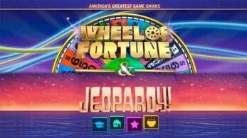 PEGI lista Wheel of Fortune and Jeopardy!  para Nintendo Switch