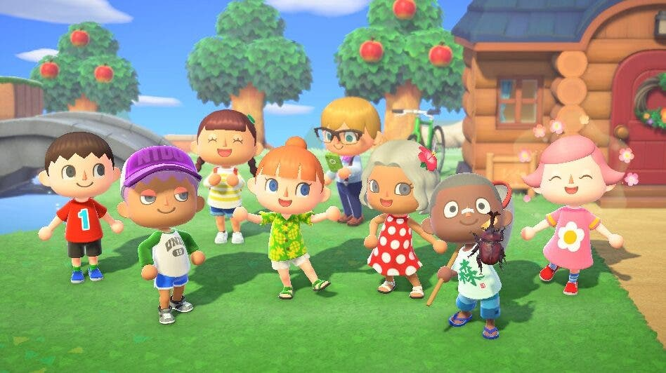 Animal Crossin: New Horizons recibe la actualización 1.1.1a