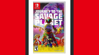 Vuelven a listar Journey to the Savage Planet para Nintendo Switch, esta vez con carátula incluida