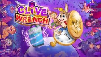 El juego de plataformas en 3D Clive 'N' Wrench llegará en exclusiva a Nintendo Switch este invierno