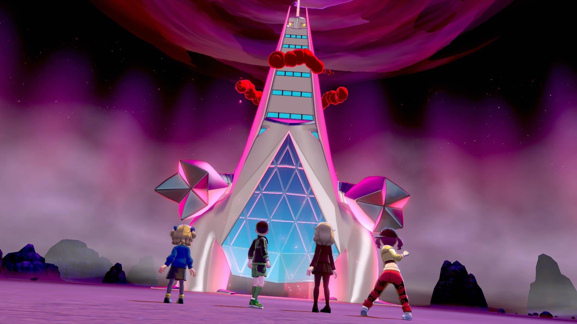 Charizard, Copperajah, Duraludon y Garbodor Gigamax protagonizan el nuevo evento de incursiones en Pokémon Espada y Escudo