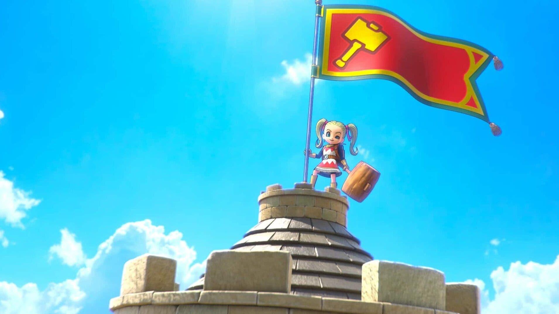 Dragon Quest Builders 2 se actualiza a la versión 1.73 en Nintendo Switch