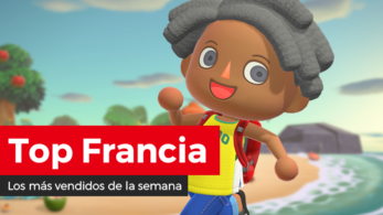 Animal Crossing: New Horizons regresa a lo más alto del top de ventas semanales de Francia (20/7/20)