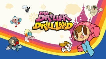 Bandai Namco abre las webs de Namcot Collection, Mr. Driller DrillLand y Famista 2020