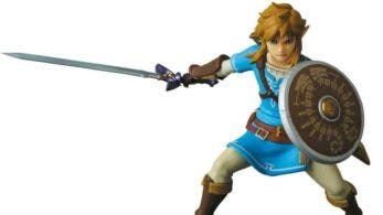 Medicom Toy anuncia una línea de figuras de The Legend of Zelda llamada Link Ultra Detail