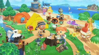 Animal Crossing: New Horizons recibe un 38/40 por parte de Famitsu