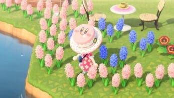 Fans de Kirby están creando geniales diseños en Animal Crossing: New Horizons