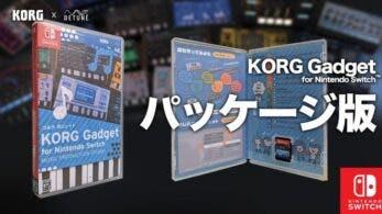 Ya puedes comprar la edición física de KORG Gadget para Nintendo Switch con envío internacional