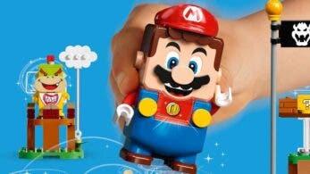 Los responsables de LEGO Super Mario comparten cómo surgió la idea y están abiertos a usar otras IP