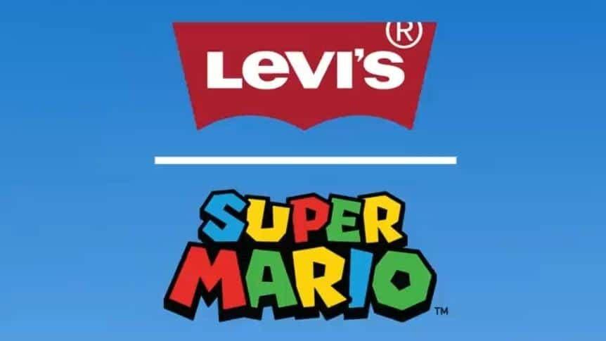 La colaboración Super Mario X Levi's se retrasa en América por el coronavirus