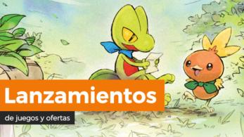 Lanzamientos de juegos y ofertas de la semana en la eShop de Nintendo (5/3/20, Europa y América)