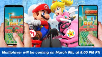 Mario Kart Tour confirma la fecha de lanzamiento del modo multijugador