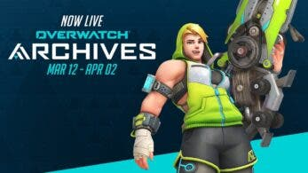 Overwatch recibe el evento Archives 2020