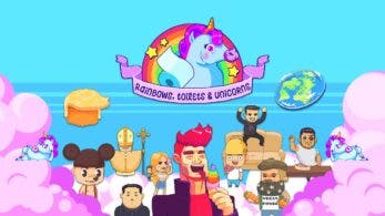 Rainbows, Toilets and Unicorns llegará a Nintendo Switch: se lanza el 13 de marzo