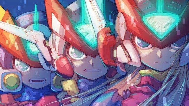Ya disponible la banda sonora de Mega Man Zero/ZX Legacy Collection en diversas plataformas musicales