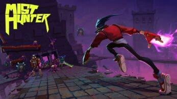 Mist Hunter confirma su estreno en Nintendo Switch: disponible el 20 de marzo
