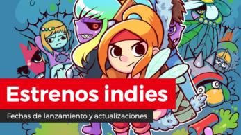Estrenos indies: Brigandine, Goonya Fighter, InkyPen, Ittle Dew 2+, Katana Kami y más
