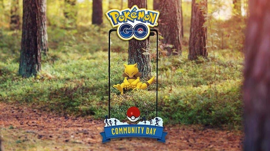 Abra protagoniza el próximo Día de la Comunidad de Pokémon GO: todos los detalles
