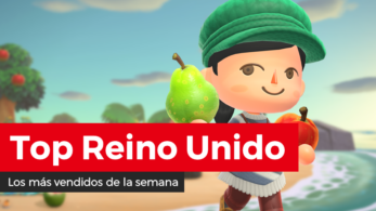 Ventas de la semana en Reino Unido: Animal Crossing: New Horizons destrona a Ghost of Tsushima y regresa a lo más alto (10/8/20)