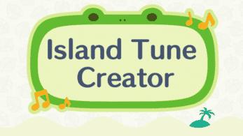 Esta página te permite crear tus propias melodías de Animal Crossing