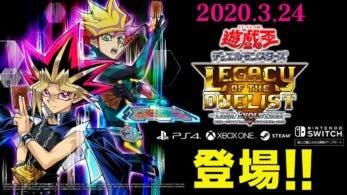 La gran actualización gratuita de Yu-Gi-Oh! Legacy of the Duelist: Link Evolution se lanzará el 24 de marzo