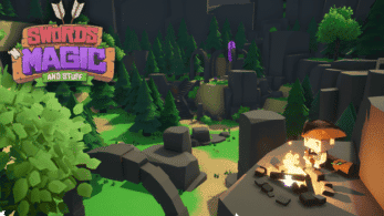 Los desarrolladores de Swords 'n Magic and Stuff tienen la esperanza de llevar su juego a Nintendo Switch