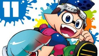 Este nuevo cómic de Splatoon ya está disponible en Japón