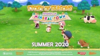Story of Seasons: Friends of Mineral Town llega en verano a Norteamérica, nuevo tráiler