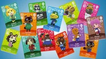 Nintendo planea relanzar las cartas amiibo de Animal Crossing en junio