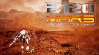 2120 MARS: Project Colonies está de camino a Nintendo Switch