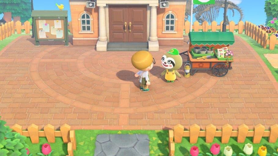 Tour en vídeo por las novedades de hoy en Animal Crossing: New Horizons
