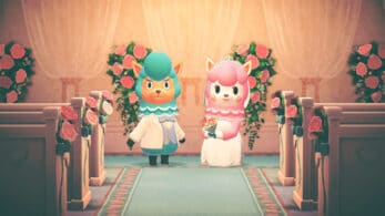 Animal Crossing: New Horizons y su temporada de bodas: objetos y recompensas