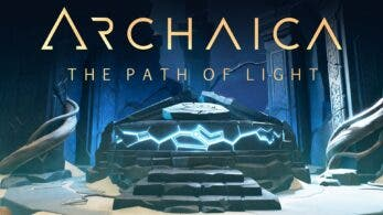 Archaica: The Path Of Light llegará a Nintendo Switch: disponible el 24 de abril