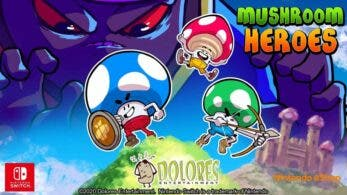 Mushroom Heroes llegará a Nintendo Switch el 30 de abril