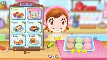 Nuevo gameplay de Cooking Mama: Cookstar