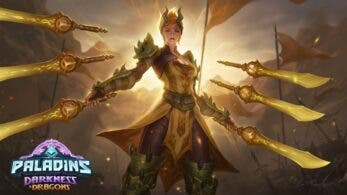 Paladins estrena tráiler del Darkness and Dragons Battle Pass