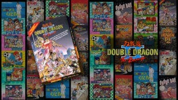 Una versión individual de Double Dragon II: The Revenge se lanzará el 16 de abril en Nintendo Switch