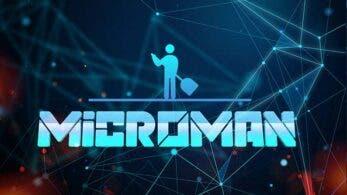 MicroMan es anunciado para Nintendo Switch
