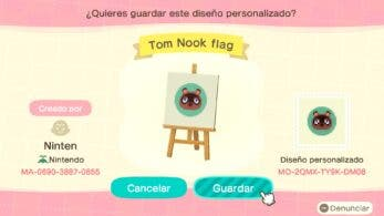 Nintendo comparte diseños de Tom Nook para Animal Crossing: New Horizons