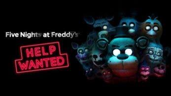 [Act.] Five Nights at Freddy's: Help Wanted recibe fecha en la eShop de Nintendo Switch