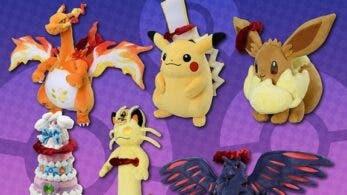 Pokémon Center anuncia merchandise de las formas Gigamax en Japón