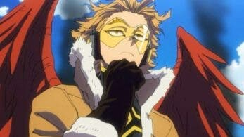 Hawks será personaje DLC en My Hero: One's Justice 2