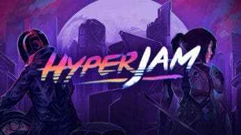 Hyper Jam está de camino a Nintendo Switch: disponible el 17 de abril