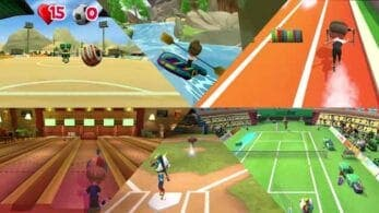 Instant Sports: Summer Games aparece listado para Nintendo Switch