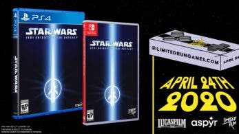 Star Wars Jedi Knight: Jedi Academy y Star Wars Jedi Knight II: Jedi Outcast confirman ediciones físicas