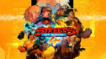 Streets of Rage 4 llega el 23 de abril a Nintendo Switch