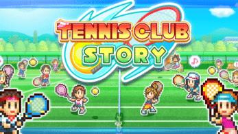 Tennis Club Story se estrenará el 7 de mayo en Nintendo Switch