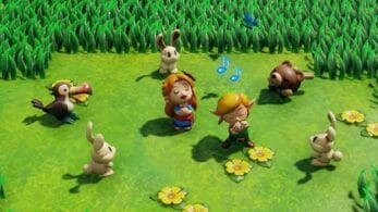 Play Nintendo se actualiza para celebrar la primavera con encuestas, puzles y más