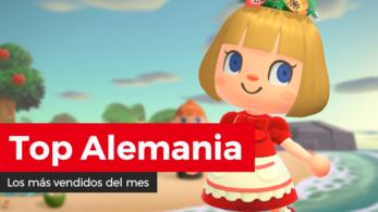 Animal Crossing: New Horizons cae a la segunda posición en el top de los más vendidos del pasado mes de junio en Alemania